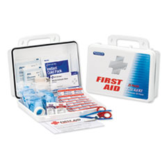 1Office First Aid Kit, for Up to 25 People, 131 Pieces/Kit