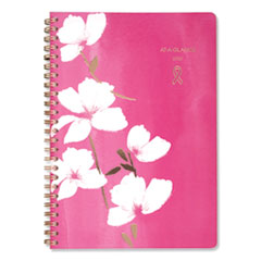 Sorbet Weekly/Monthly Planner, 5 1/2 x 8 1/2, Pink/White, 2020