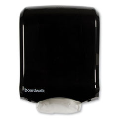 1Ultrafold Multifold/C-Fold Towel Dispenser, 11.75 x 6.25 x 18, Black Pearl