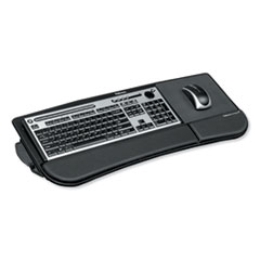 Tilt 'n Slide Keyboard Manager, 19.5w x 11.88d, Black