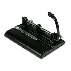 40-Sheet Lever Action Two- to Seven-Hole Punch, 9/32