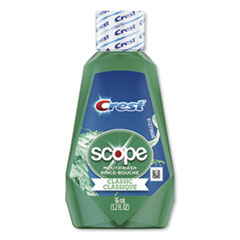 1+ Scope Rinse, Classic Mint, 36 mL Bottle, 180/Carton