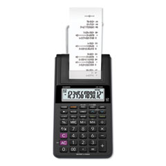 HR-10RC Handheld Portable Printing Calculator, Black Print, 1.6 Lines/Sec