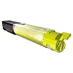 MDA40002 C3400 Compatible, New Build, 43459301 Laser Toner, 2,000 Yield, Yellow