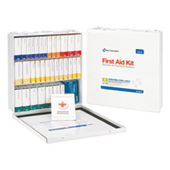 Unitized ANSI Compliant Class B Type III First Aid Kit for 100 People, 54 Units