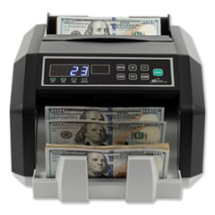 Back Load Bill Counter with Counterfeit Detection, 1400 Bills/Min