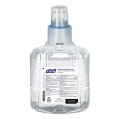 Purell Advanced Foam Hand Sanitizer, LTX-12, 1200 mL Refill