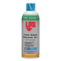 1Food Grade Machine Oil, 11 oz Aerosol Can, 12/Carton