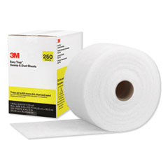 "Easy Trap Duster, 8"" x 125 ft, White, 1 - 250 Sheet Roll/Carton"