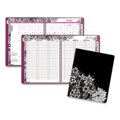 Floradoodle Professional Weekly/Monthly Planner, 11 x 8.5, 2021-2022