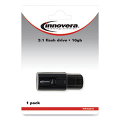 1USB 3.0 Flash Drive, 16 GB,