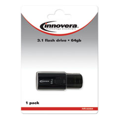 1USB 3.0 Flash Drive, 64 GB,
