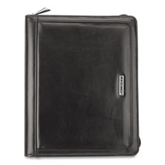 Faux Black Leather Starter Set, 10.4 x 8.7, Black
