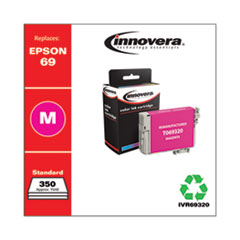 Remanufactured T069320 (69) Ink, 350 Page-Yield, Magenta