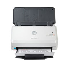 ScanJet Pro 2000 s2 Sheet-Feed Scanner, 600 dpi Optical Resolution, 50-Sheet Duplex Auto Document Feeder