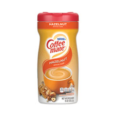 Hazelnut Creamer Powder, 15oz Plastic Bottle