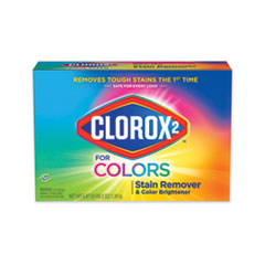 Stain Remover and Color Booster Powder, Original, 49.2 oz Box, 4/Carton
