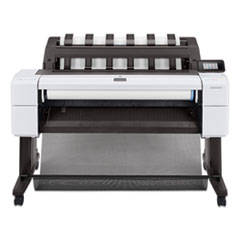 "1DesignJet T1600 36"" Wide Format Inkjet Printer"