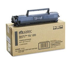 TS120 Toner, 5500 Page-Yield, Black