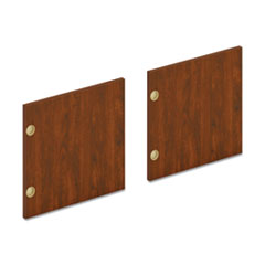 "Mod Laminate Doors for 48""W Mod Desk Hutch, 15.87 x 14.83, Russet Cherry, 3/Carton"