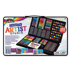 Creative Artist Studio, 250 Pieces