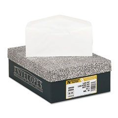 Classic Crest #10 Envelope, Traditional, Natural White, 500/Box
