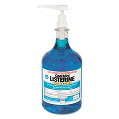 1Listerine Cool Mint Mouthwash, 1 Gallon Pump