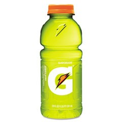 Sports Drink, Lemon-Lime, 20oz Bottle, 24/Carton