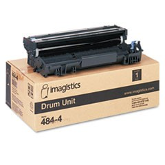 4844 Drum Unit, Remanufactured, Black