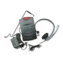 S11 System Over-the-Head Telephone Headset w/Noise Canceling Microphone