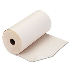 "Impact Bond Paper Rolls, 8.44"" x 235 ft, White"