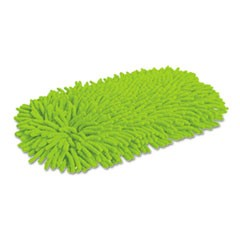 Home Pro Soft & Swivel Dust Mop Refill, Microfiber/Chenille, Green