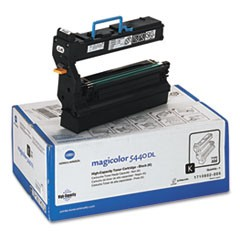 1710602005 High-Yield Toner, 12000 Page-Yield, Black