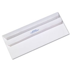 Redi-Seal Envelope,#10, Contemporary, White, 500/Box