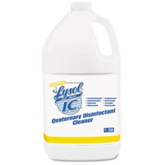 Quaternary Disinfectant Cleaner, 1gal Bottle, 4/Carton