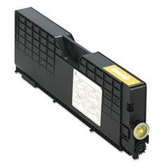 402555 Toner, 6000 Page-Yield, Yellow