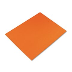 4-Ply Railroad Board, 25C, Orange