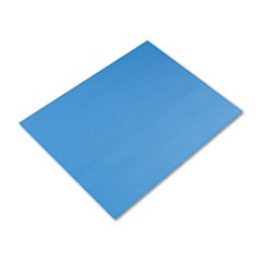 4-Ply Railroad Board, 25C, Light Blue