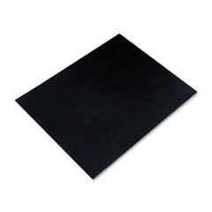 4-Ply Railroad Board, 25C, Black