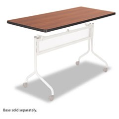 Impromptu Series Mobile Training Table Top, Rectangular, 48w x 24d, Cherry