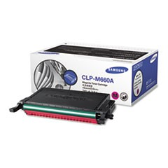 CLPM660A Toner, 2000 Page-Yield, Magenta