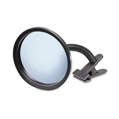 "Portable Convex Security Mirror, 7"" Diameter"