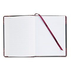Record Ledger Book, Black Cover, 300 8 x 10 Pages