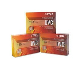 DVM Digital Video Cassette, 60 Minutes