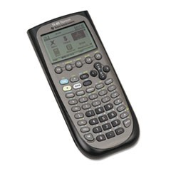 TI-89 Titanium Programmable Graphing Calculator
