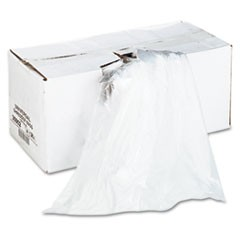 1High-Density Shredder Bags, 56 gal Capacity, 100/Box